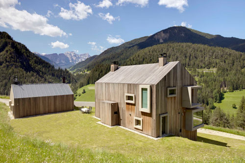 Case Di Montagna Rivista : Studio casati pareti di terra cruda rifare casa