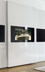 Armadio con tv incorporata - Rifare Casa