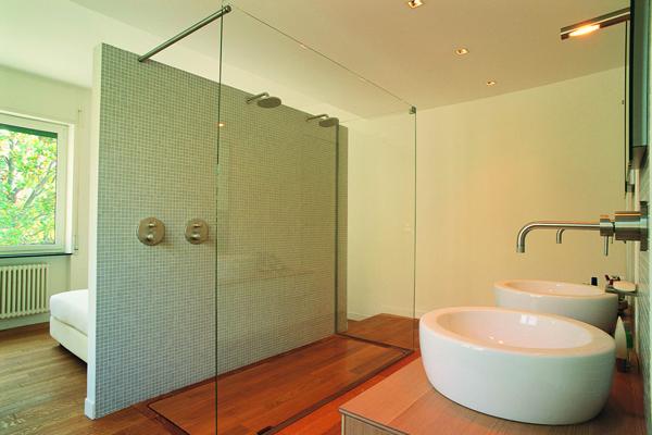 Camera da letto con bagno e cabina armadi - Rifare Casa