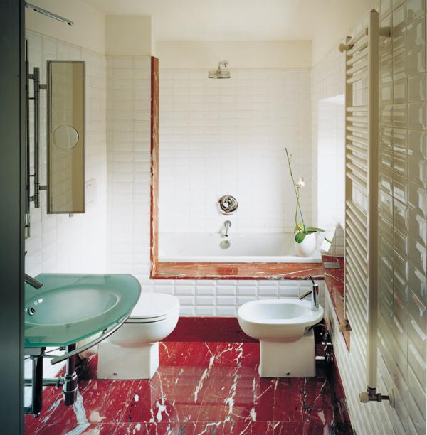 Realizzazione del locale bagno   rifare casa