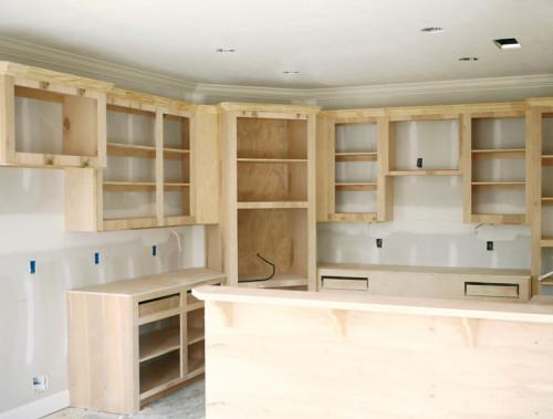 Cucina in muratura su misura come costruire zona cottura piani e cappa - Progettare cucina in muratura ...