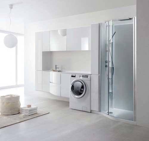 Un elegante locale da adibire a lavanderia rifare casa - Lavanderia in casa ...