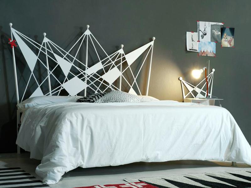 Prestigiosi letti in ferro battuto rifare casa for Camera letto ferro battuto