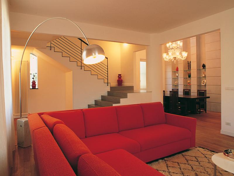 Living o soggiorno rifare casa for Soggiorno living