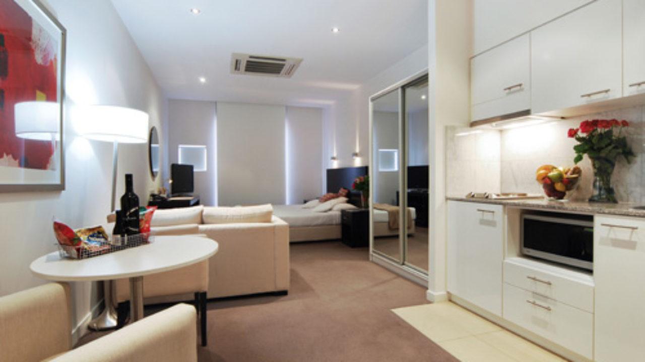 Come Arredare 30 Mq spazi minimi di un monolocale per essere in regola - rifare casa
