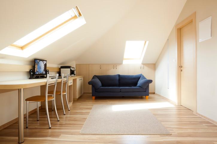 Recupero sottotetto rifare casa for Arredamento per sottotetto