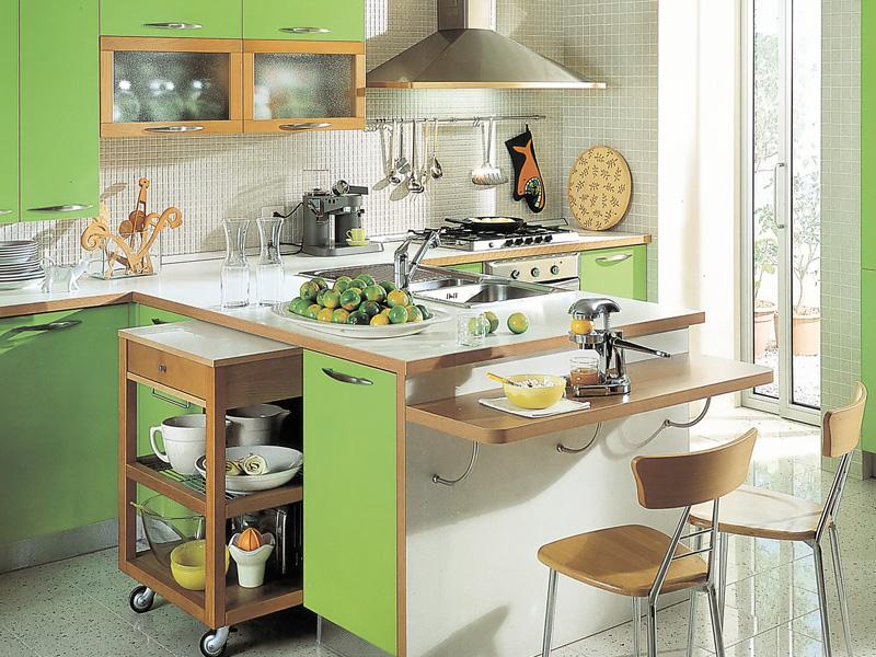 Cucine con penisola rifare casa for Cucine moderne con penisola