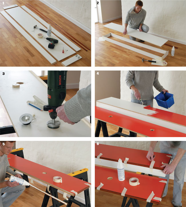 Arredamenti moderni 1 rifare casa for Aziende mobili moderni