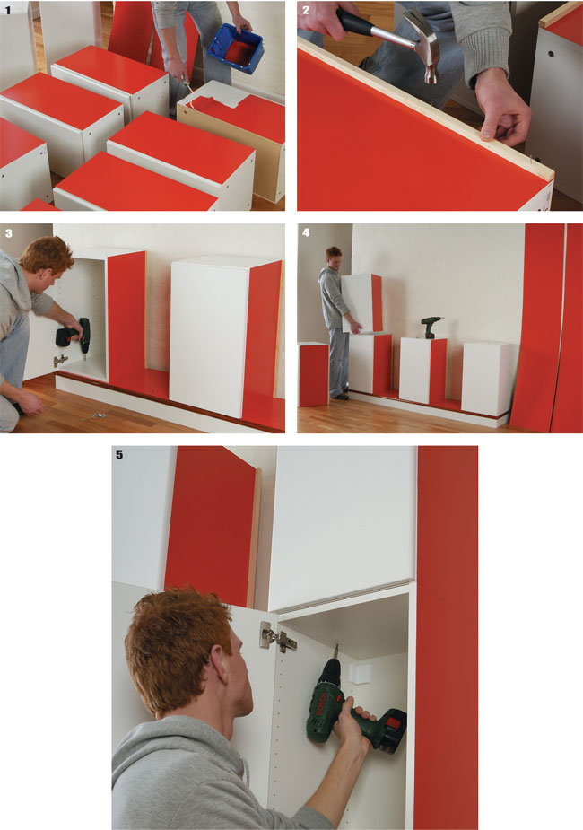 arredamenti moderni per il soggiorno - rifare casa - Mobili Per Soggiorno Moderni 2