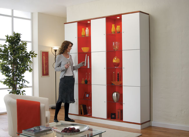 Arredamenti moderni per il soggiorno rifare casa for Mobili per soggiorno moderni