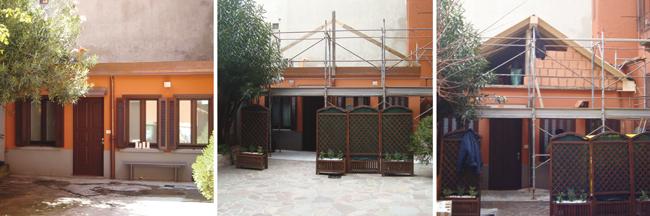 Arch Daniela Fracassetti Da Garage Ad Abitazione Rifare Casa