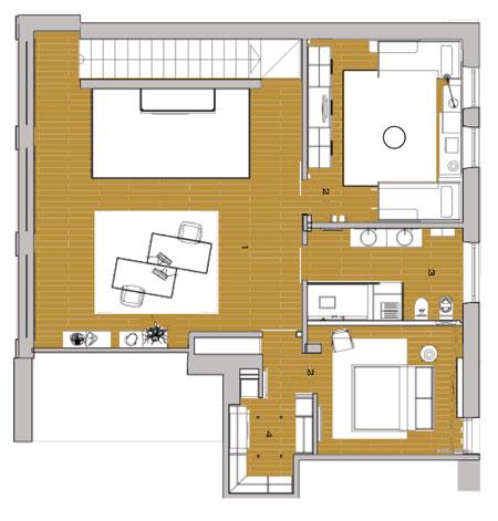 Arch antonio perrone fienile recuperato rifare casa - Ventilazione forzata casa ...