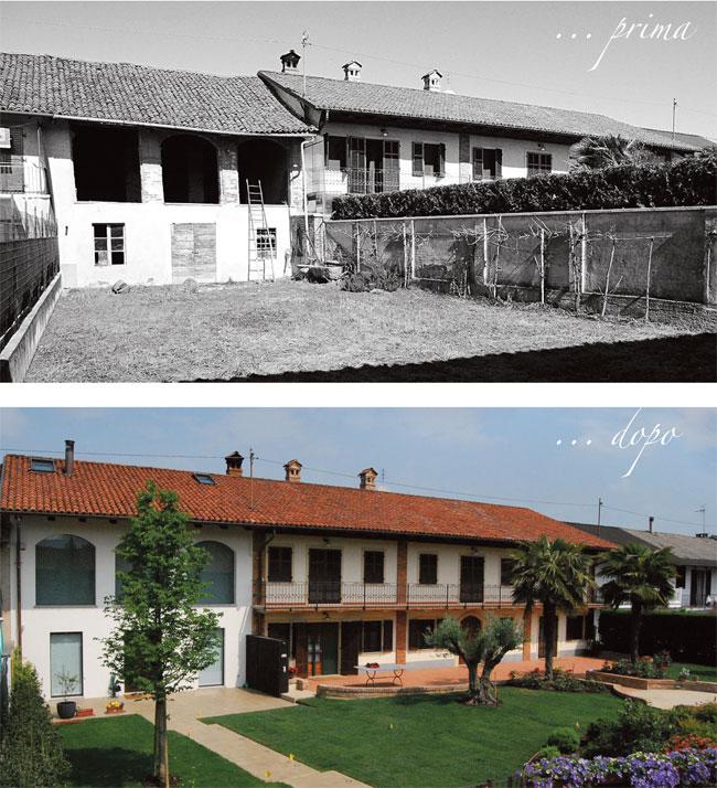 Arch antonio perrone fienile recuperato rifare casa for Progetti di piani casa fienile