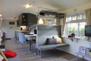 Station Racour – La casa è un treno