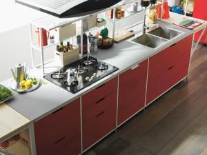 Demode meccanica la cucina di design rifare casa - Cucine valcucine opinioni ...