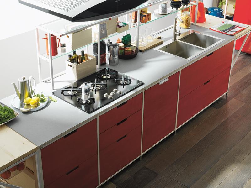 Demode Meccanica, la cucina di design - Rifare Casa