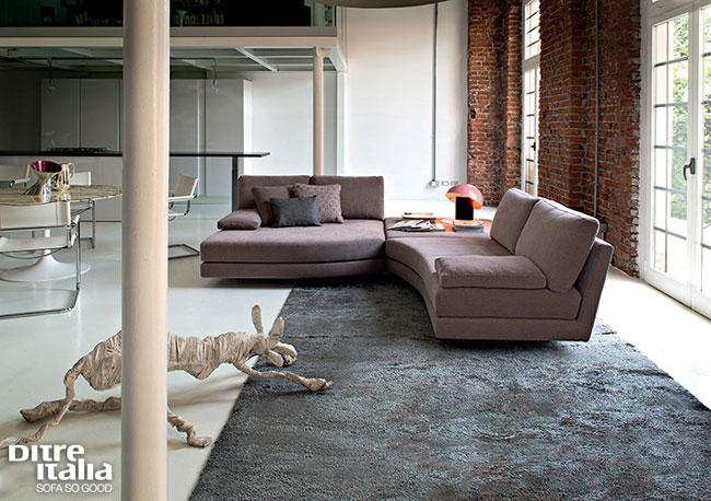 divano evans, divani ditre