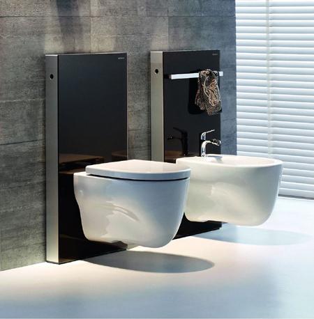 Monolith e canalette doccia cleanline geberit rifare casa - Cassetta bagno geberit ...