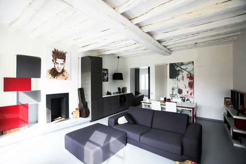 Gianluca murano miniappartamento di 60 mq rifare casa for Ristrutturare casa progetti