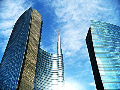 Unicredit, Milano: il più alto grattacielo d'Italia è isolato con Mappysil CR 400.