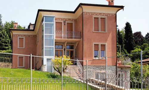 Ascensori domestici rifare casa for Ascensori esterni per case al mare