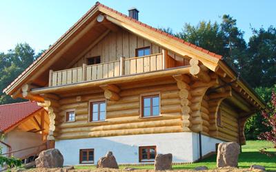 Blockhaus rifare casa - Riscaldare casa a basso costo ...