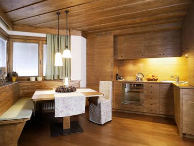 Da appartamento anni 39 70 a chalet di montagna rifare casa for Piccole case in stile ranch