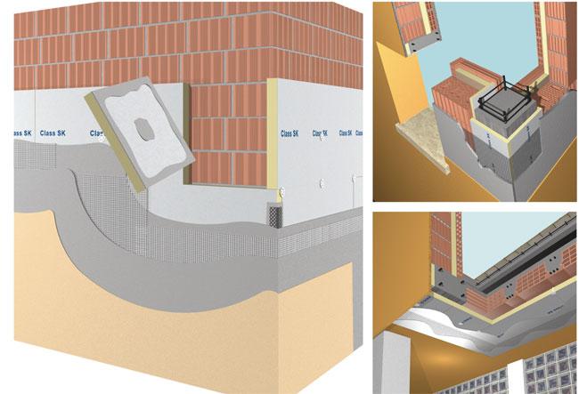 Isolamento termico interno ed esterno - Rifare Casa
