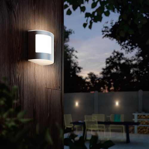 Applique a led di design rifare casa - Lampade da esterno philips ...