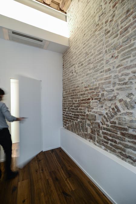Affordable cucine con mattoni faccia vista mattoni a mano lendinara with parete con mattoni a vista - Cucina in mattoni faccia vista ...