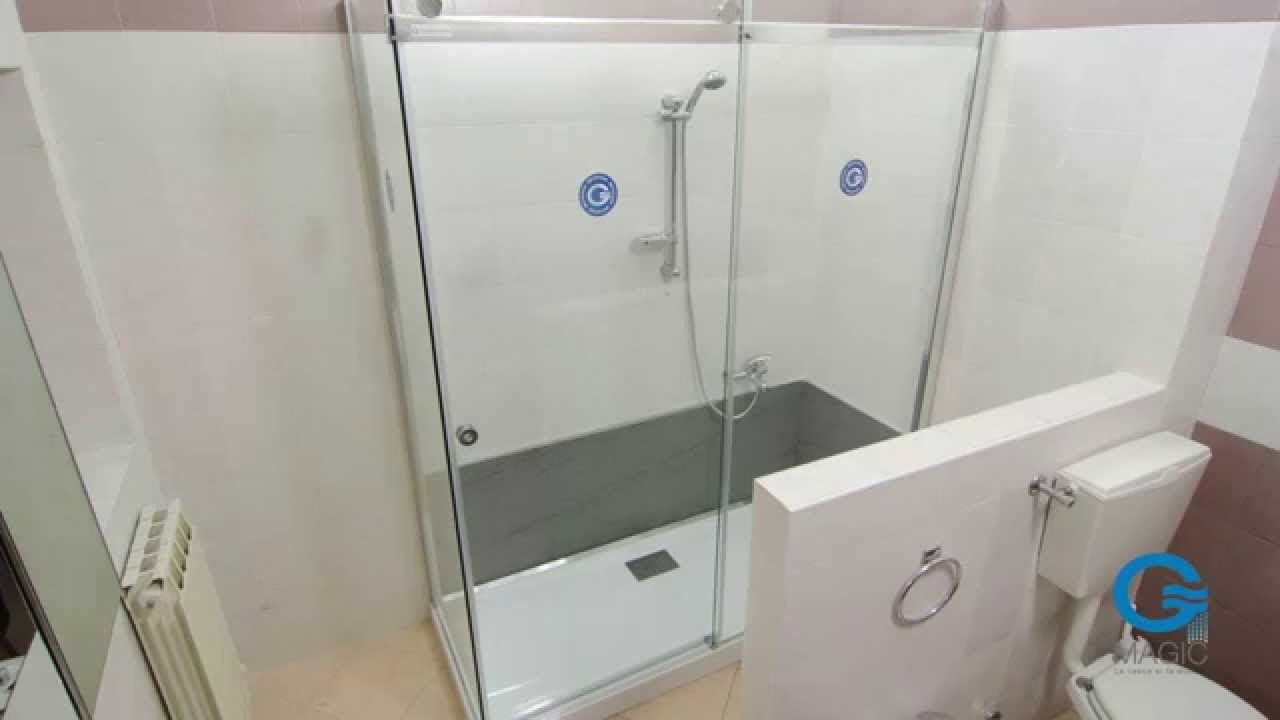 Da vasca a doccia rifare casa - Rifare bagno da soli ...