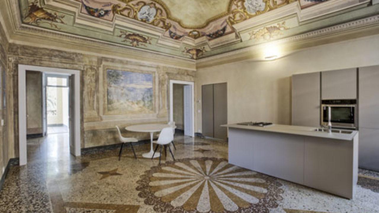 Pitture Per Saloni Moderni studio officina82 restauro in una palazzina ottocentesca