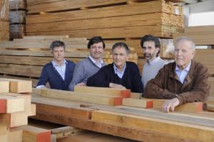 Da generazioni Navello ama il legno