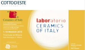 Cotto d'Este a Laboratorio Ceramics of Italy