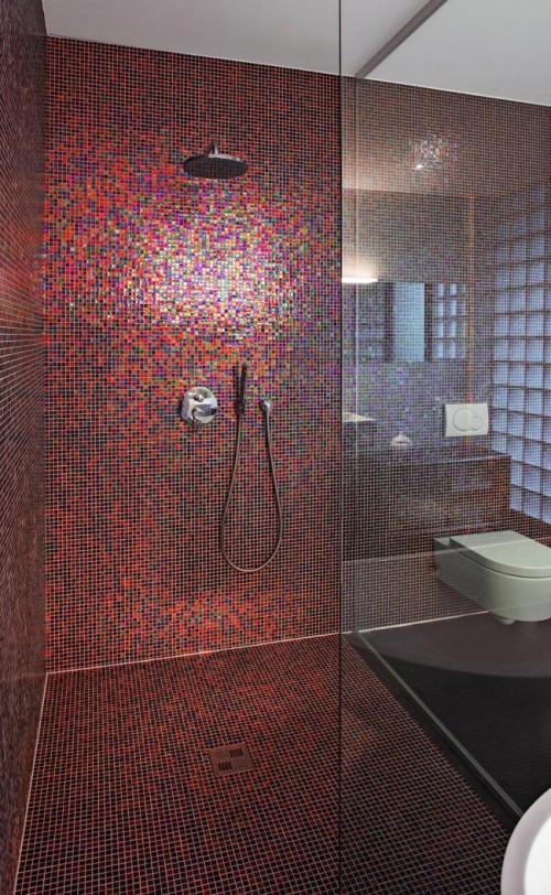 Piastrelle bagno moderno scelta e installazione rifare casa - Bagni piastrelle moderne ...