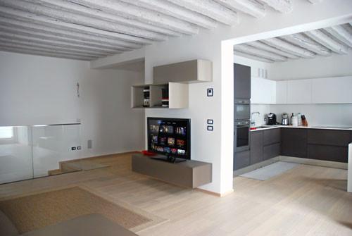 Isolamento acustico e termico di un appartamento
