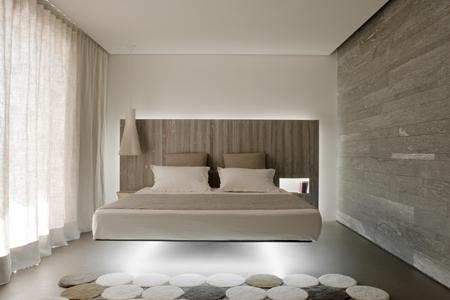 Chalet Béranger camera da letto