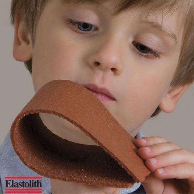 Elastolith, mattone flessibile, mattone da rivestimento, lavatelli