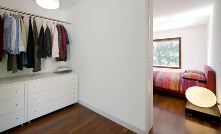 Cabina Armadio Camera Piccola : Camera da letto con bagno e cabina armadi rifare casa