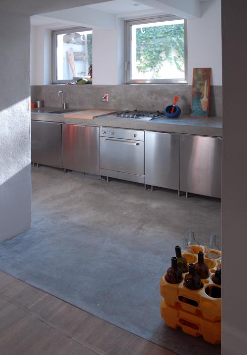 Cucina minimal rifare casa for Cucina minimal