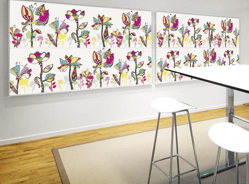 Ecophon i pannelli fonoassorbenti di design rifare casa - Pannelli decorativi fonoassorbenti ...