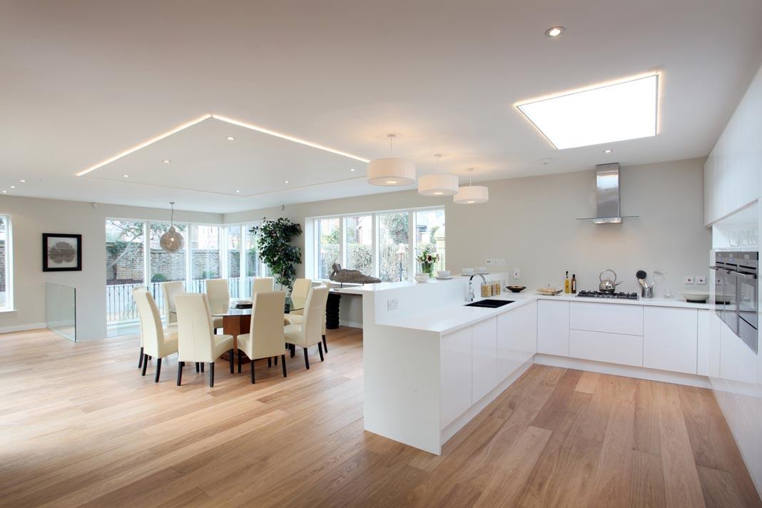 open space il nuovo trend della ristrutturazione rifare casa. Black Bedroom Furniture Sets. Home Design Ideas