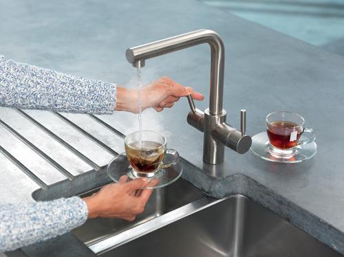 Rubinetto con acqua a 98°C, il nuovo 3in1 InSinkErator