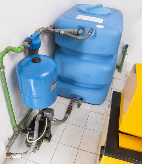 Poca pressione dell 39 acqua rifare casa - Centralina acqua per casa ...