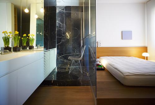 Ristrutturazione appartamento milanese rifare casa - Camera nascosta in bagno ...