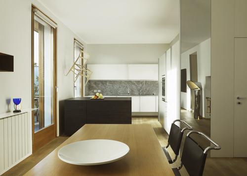 cucina-appartamento-milano