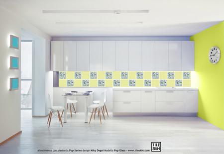 cucina-gialla