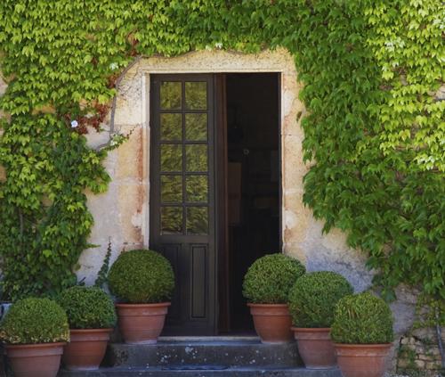 facciata verde
