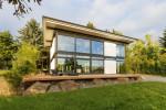 Fachwerkbau case di legno e vetro