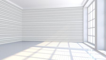 illusioni ottiche per ampliare la stanza